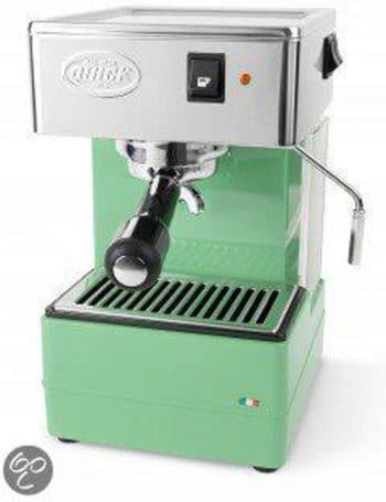 Piston machine Quickmill groen