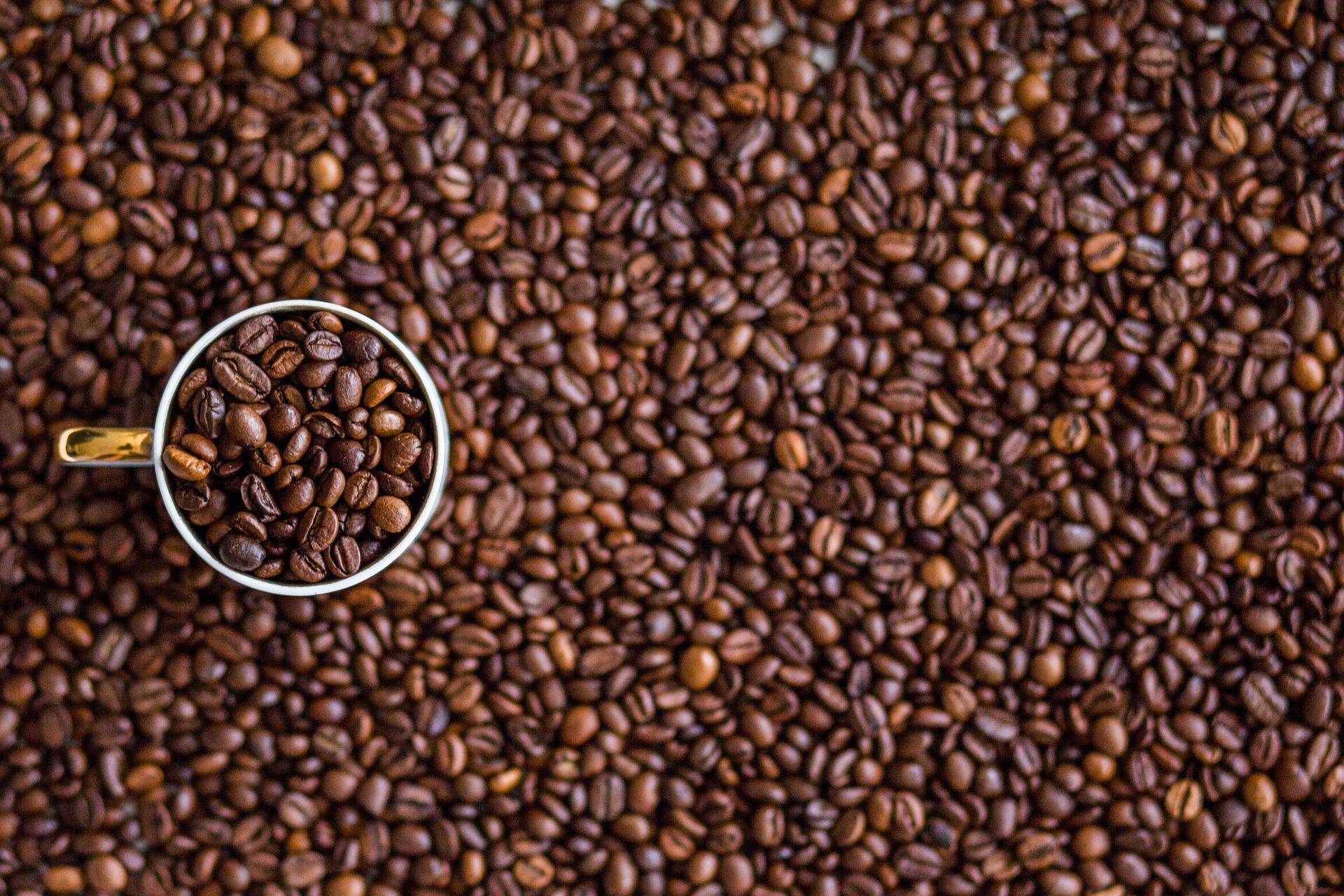 pistonmachine koffiebonen